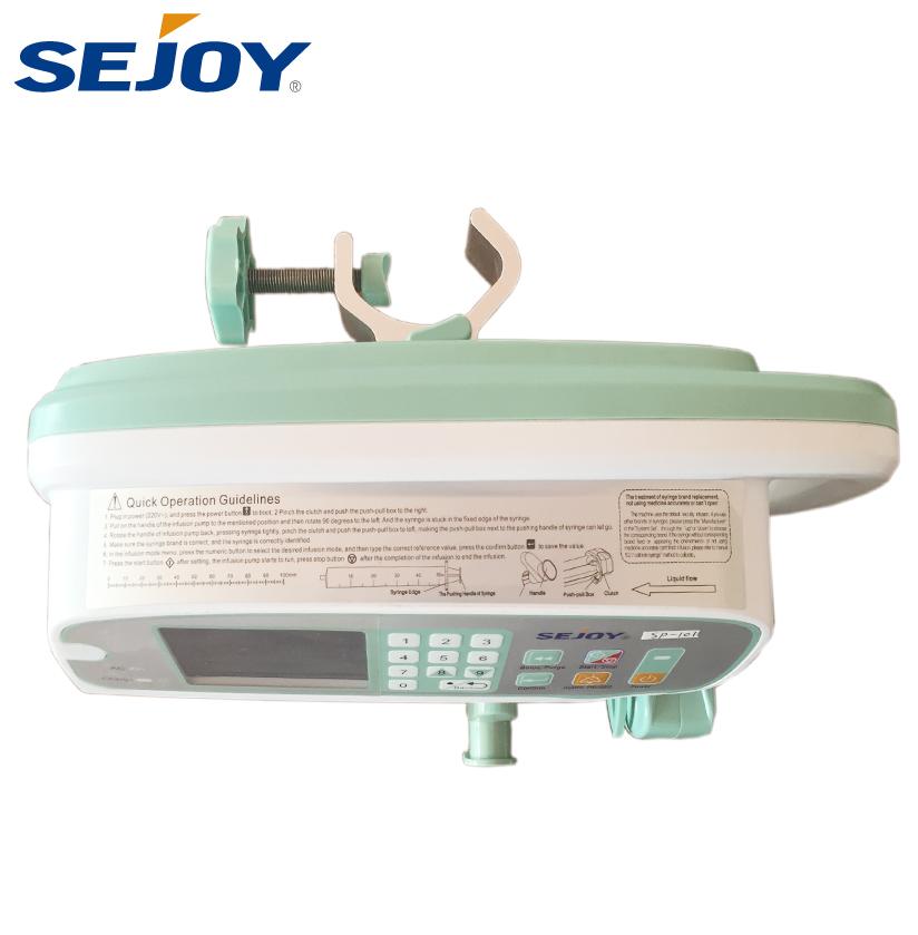 Portable Hospital Medical Electric Syringe Pump
