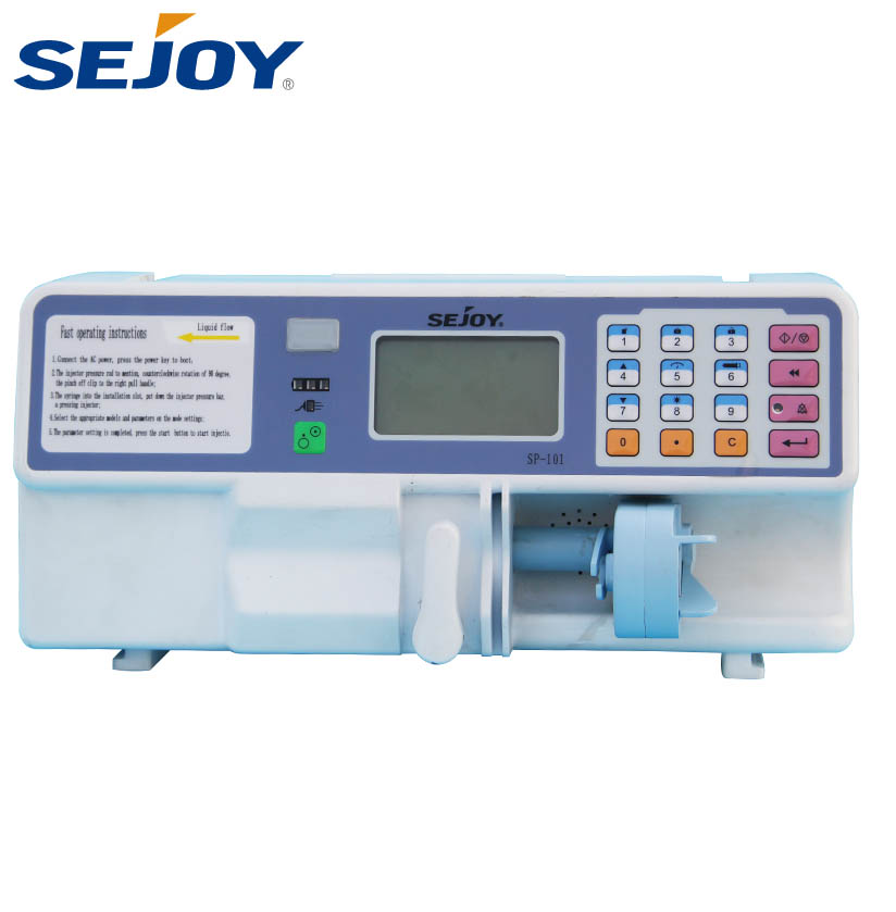 Portable Hospital Medical Electric Syringe Pump