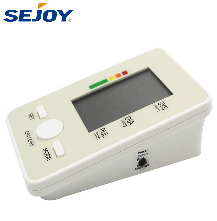 24 Hour Fully Automatic Upper Arm Digital Blood Pressure Sensor