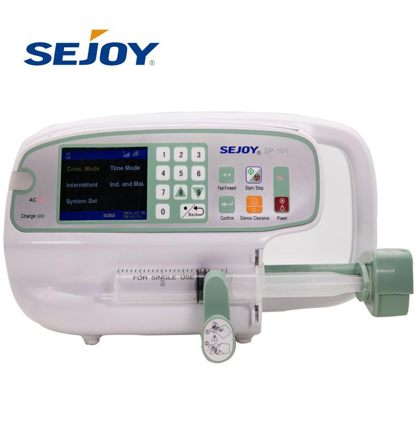 OEM Volumetric Accuracy Automatic Hospital Medical Syringe Pump