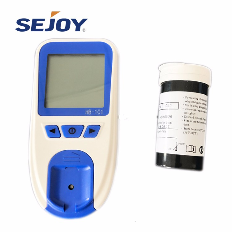 High accuracy wholesale portable diagnostic digital hospital hemoglobin meter