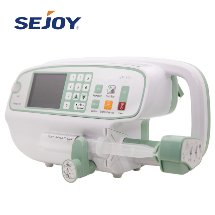 Best Price Medical Equipment Automatic ICU Micro Single Infusion Syringe Pump