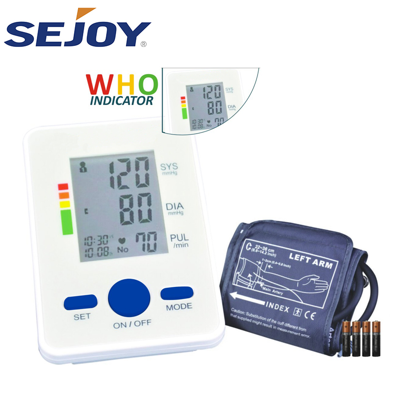 Hospital Household Use Arm Digital Blood Pressure Meter
