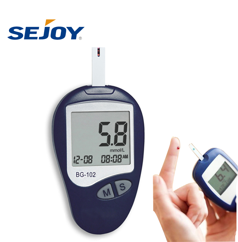 OEM Reading Memory Quick Check Digital Portable Glucometer