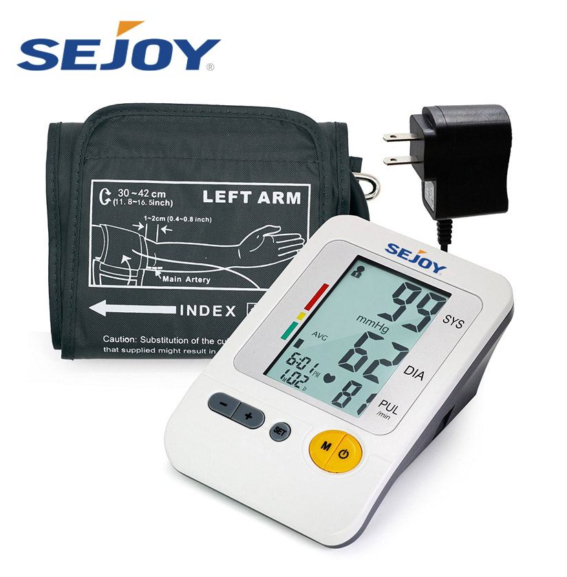 High Accuracy Portable Home Digital Blood Pressure Monitor Bluetooth