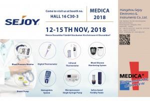 MEDICA SHOW 2018